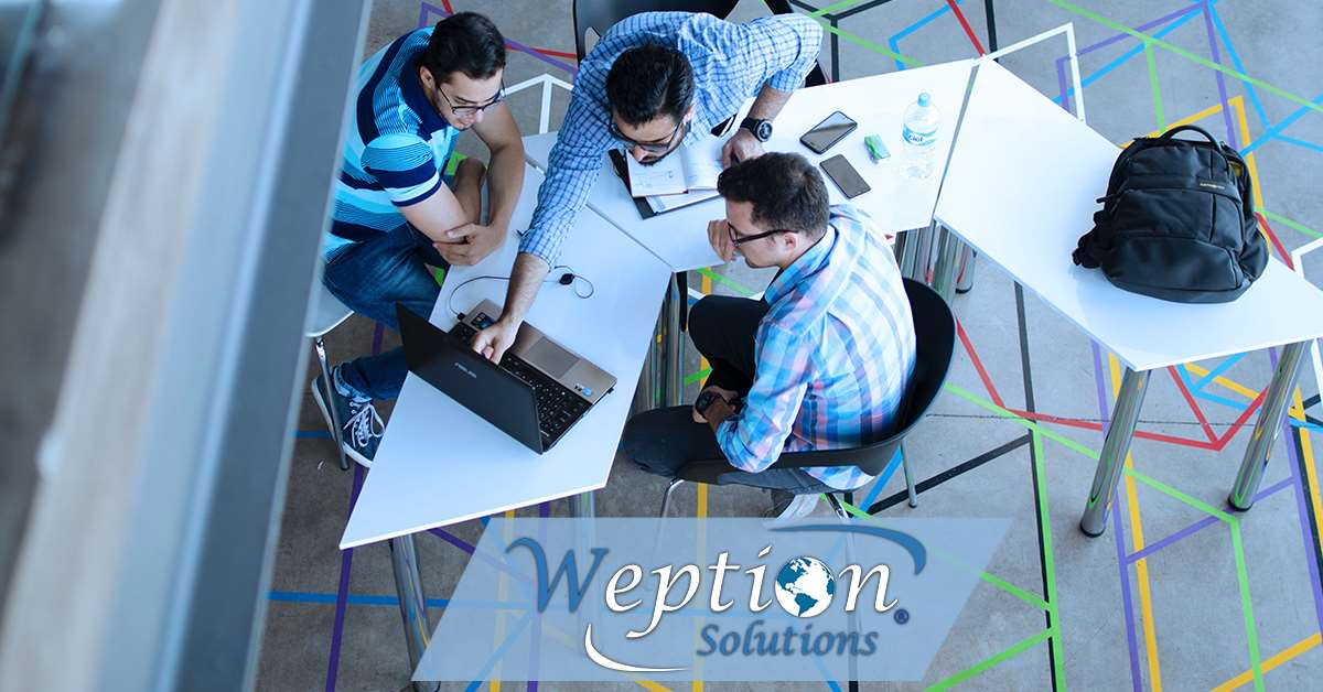 Plataforma Weption