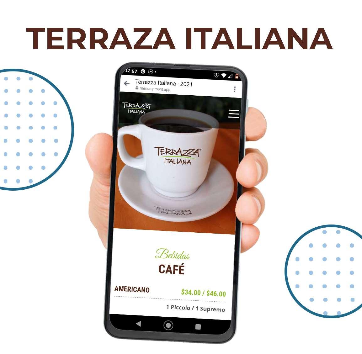 Terraza Italiana