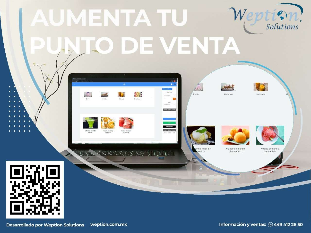 Punto de venta Weption Solutions