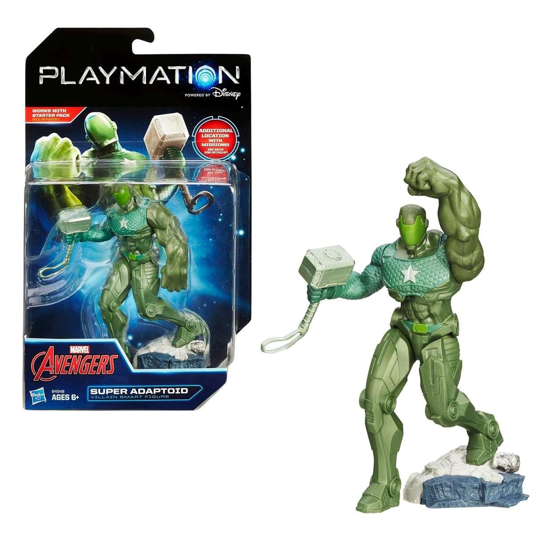 Super Adaptoid Playmation Figura Marvel Avengers