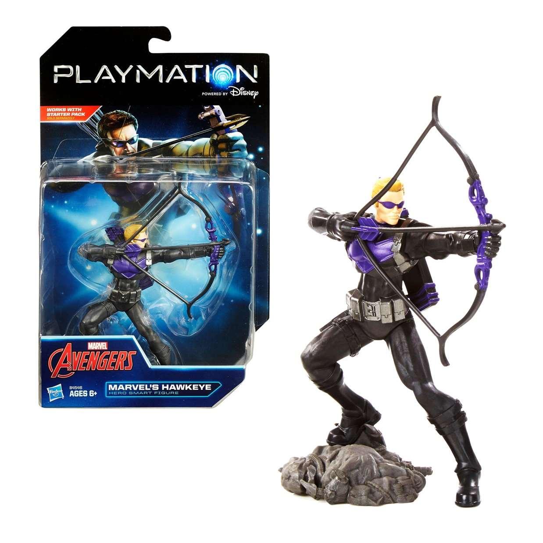 Hawkeye Playmation Figura Marvel Avengers