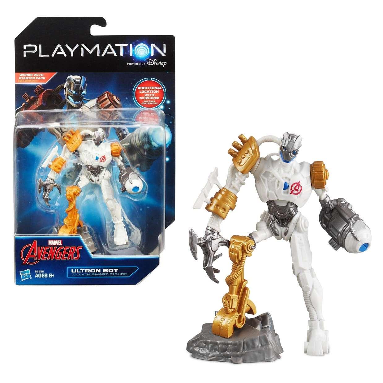 Ultron Bot Playmation Figura Marvel Avengers