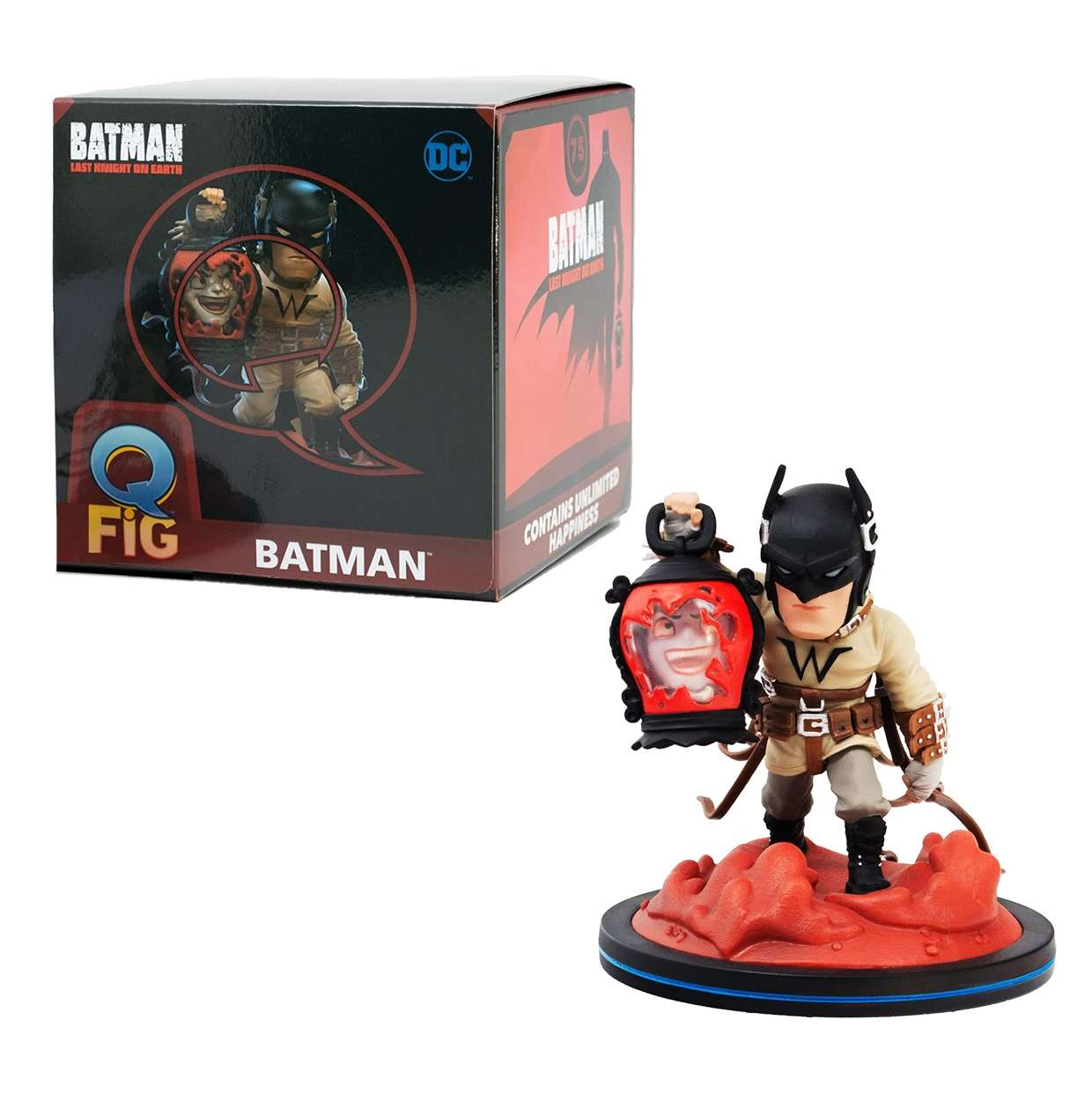 Batman Last Knight On Earth #75 Diorama Fig Q Elite