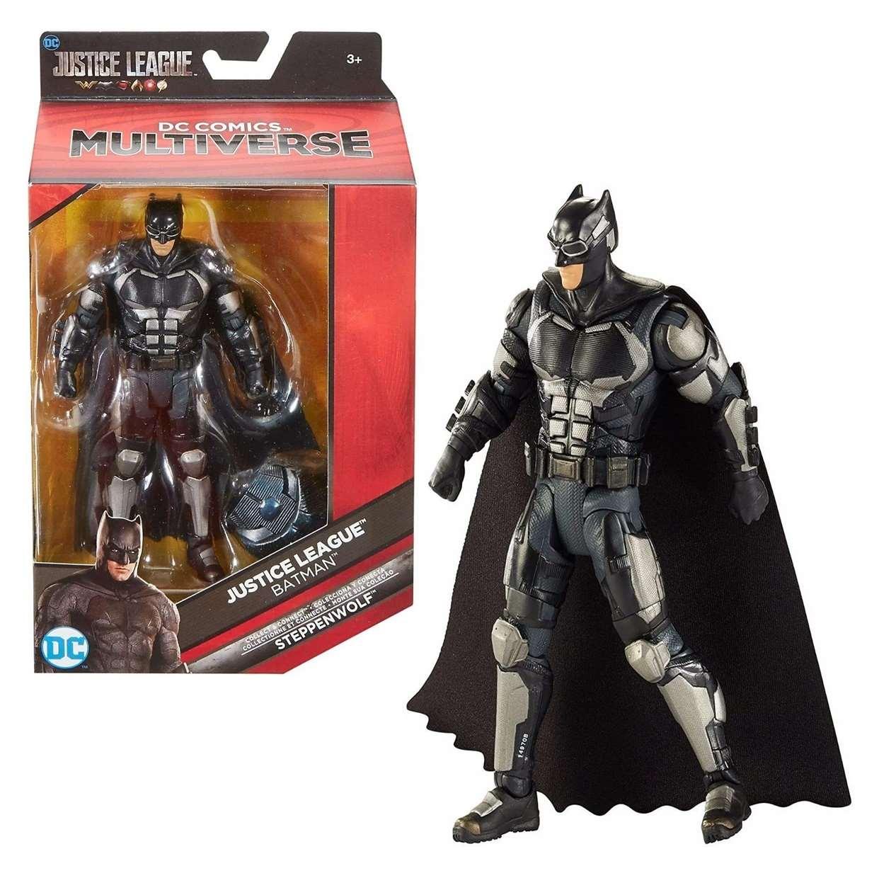 Batman Figura Dc Justice League Steppenwolf Multiverse