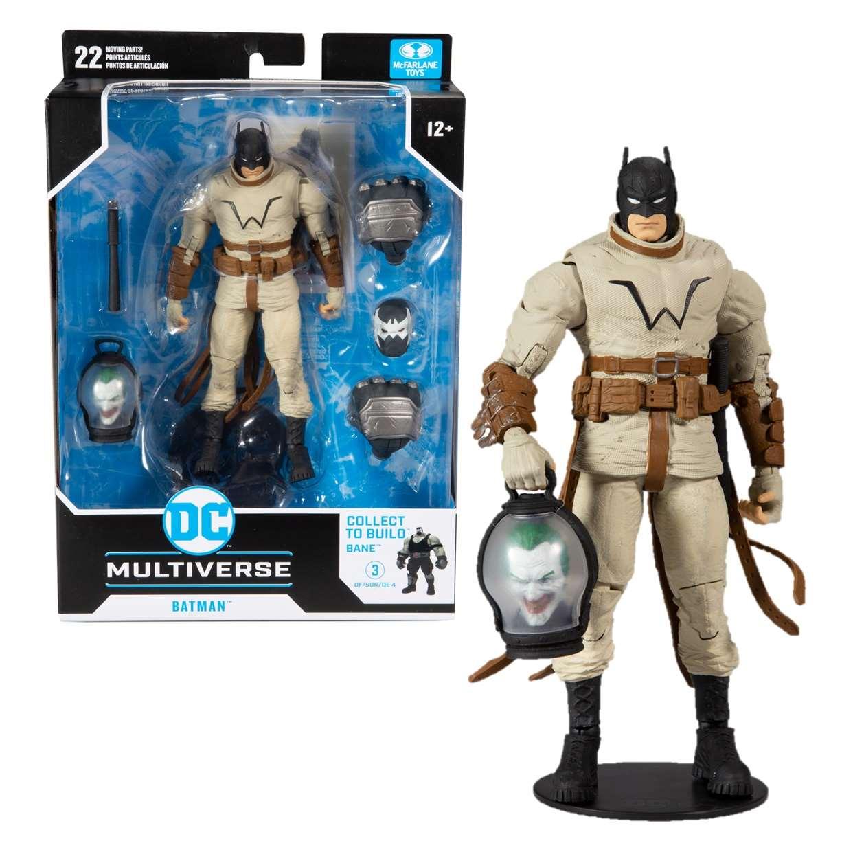 Batman Figura Last Knight On Earth Multiverse Mc Farlane