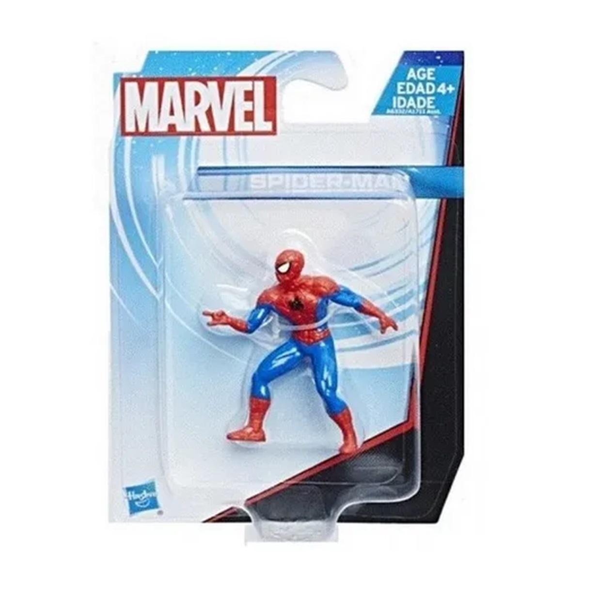 Minifigura Spider Man Marvel 2 Inch Hasbro