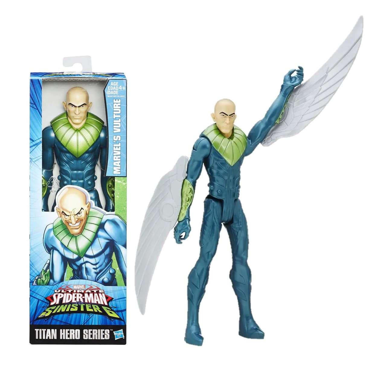 Vulture Figura Marvel Ultimate Spider Man Sinister 6 12 PuLG