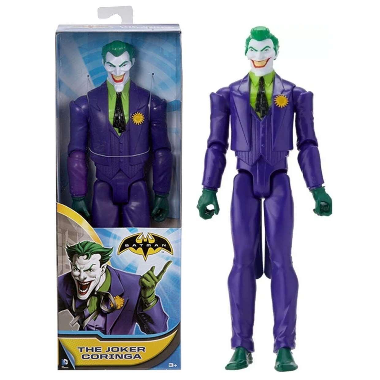 The Joker Coringa Figura Dc Batman Unlimited 12 Pulgadas