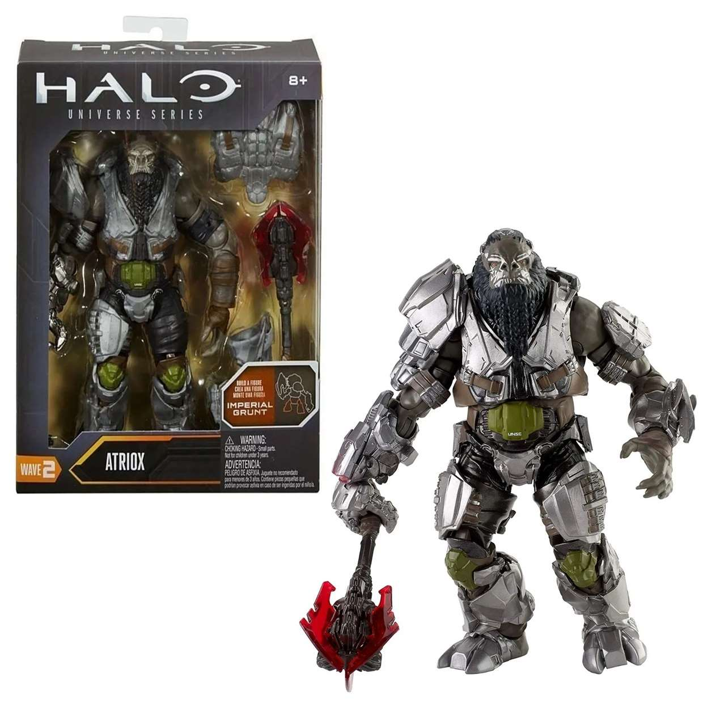 Antriox Fdn94 Figura Halo Universe Series Imperial Grunt