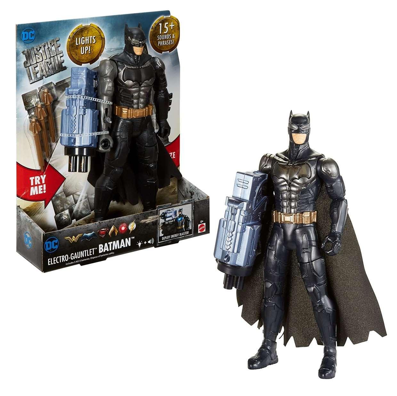 Batman Justice League Electro - Gauntlet / Light Up!