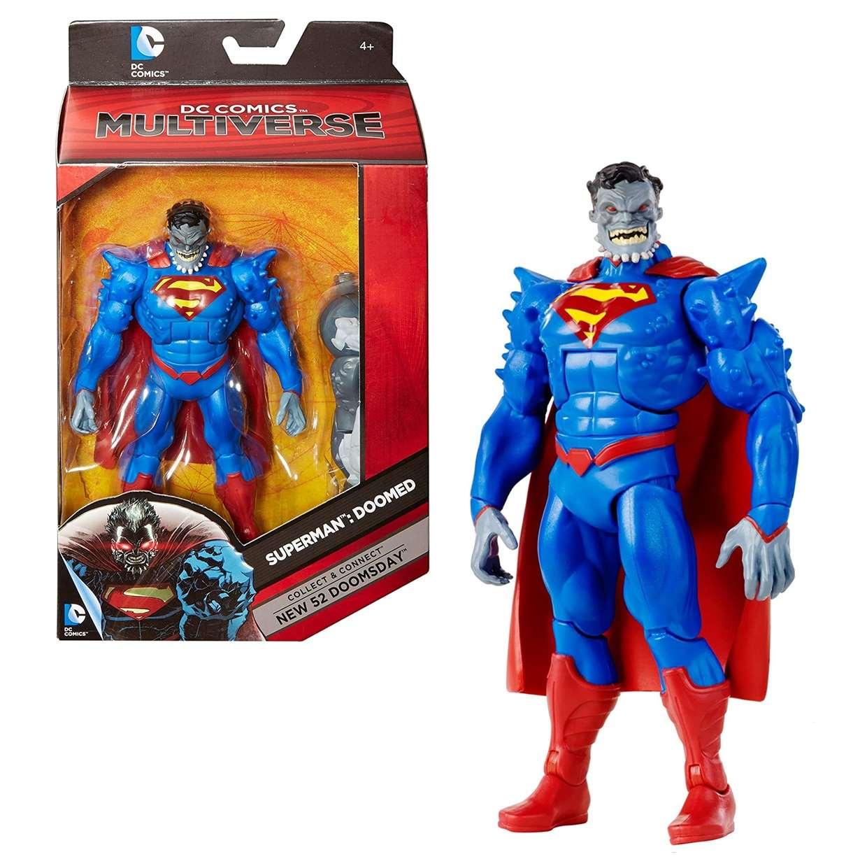 Superman : Doomed Figura Dc Multiverse Mattel