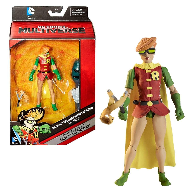 Robin Figura The Dark Knight Returns Multiverse