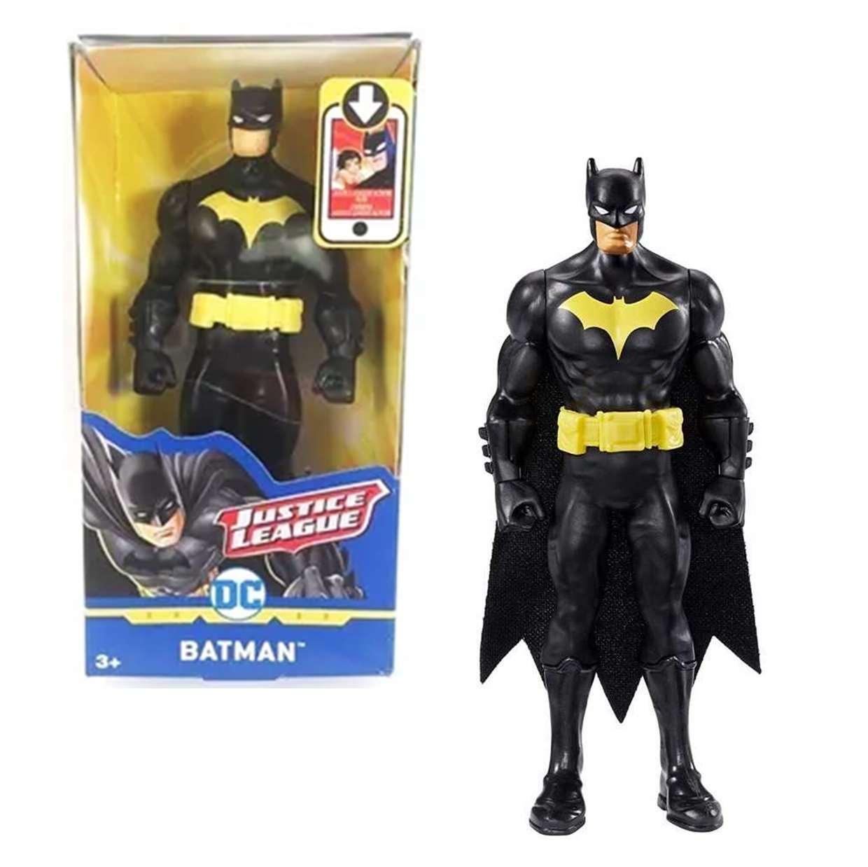 Batman Figura Dc Comics Justice League Mattel 3 Pulgadas