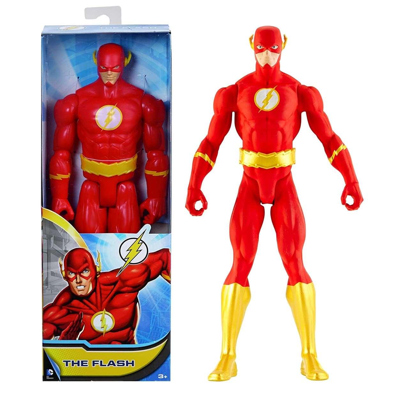 Flash Figura Justice League Dc Comics 12 Pulgadas