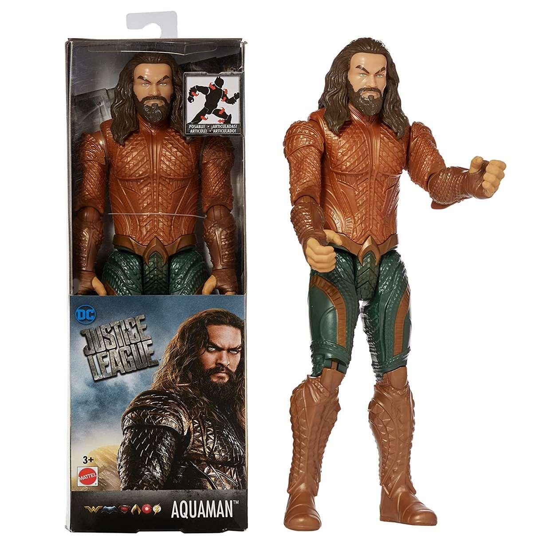 Aquaman Figura Justice League Dc Comics 12 Pulgadas
