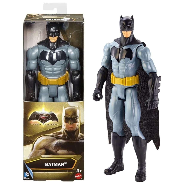 Batman Figura Batman Vs Superman Dc Comics Mattel 12 PuLG