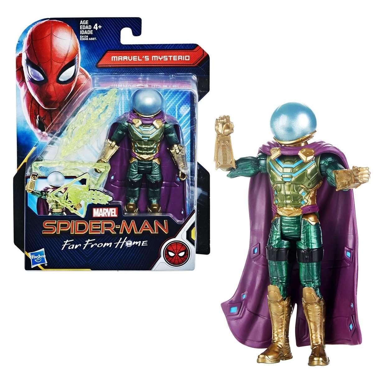 Mysterio Figura Marvel Spider Man Far From Home 6 PuLG