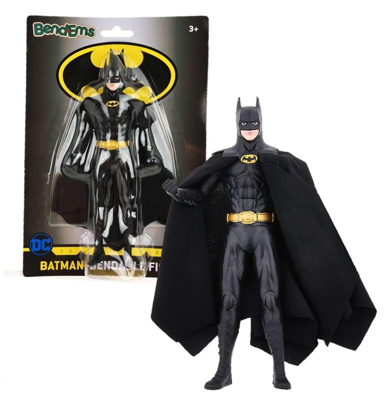 Batman 1989 Bendable Figura Dc Comics Bendems Sunny Days