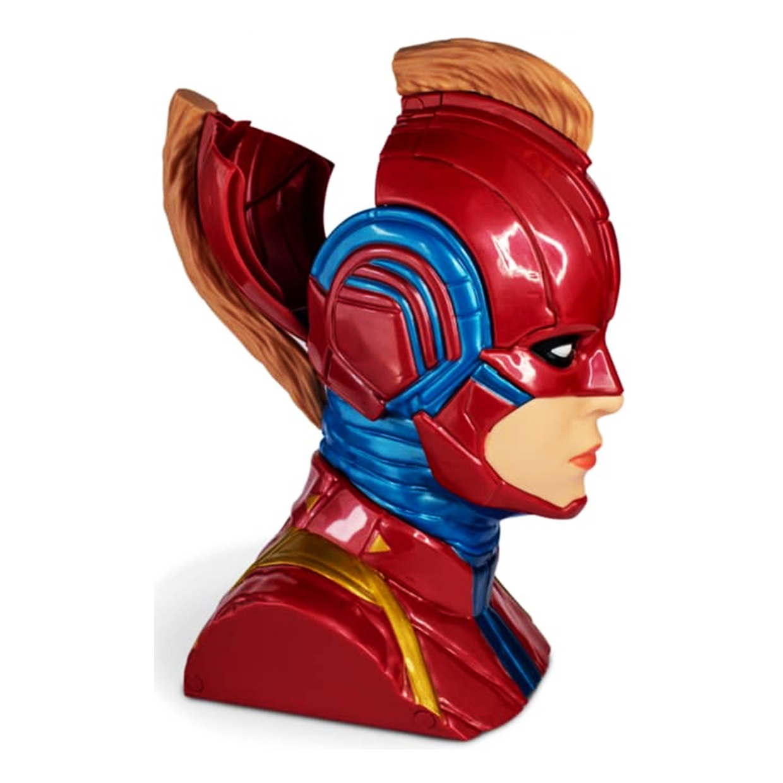 Cabeza Decorativa (palomera) Capitana Marvel Cinemex