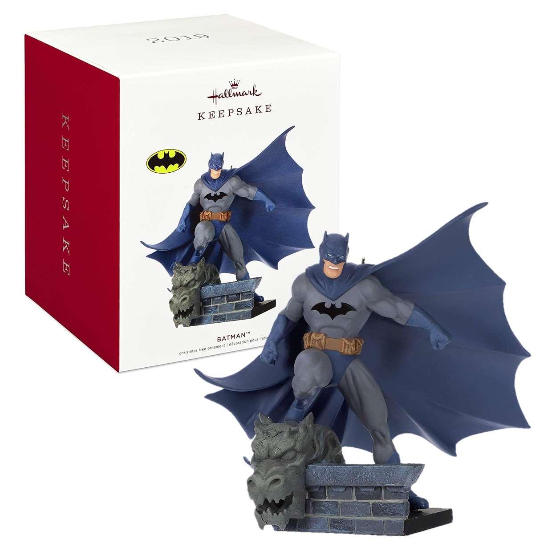 Hallmark Keepsake 2019 Dc Comic Batman Christmas Ornament