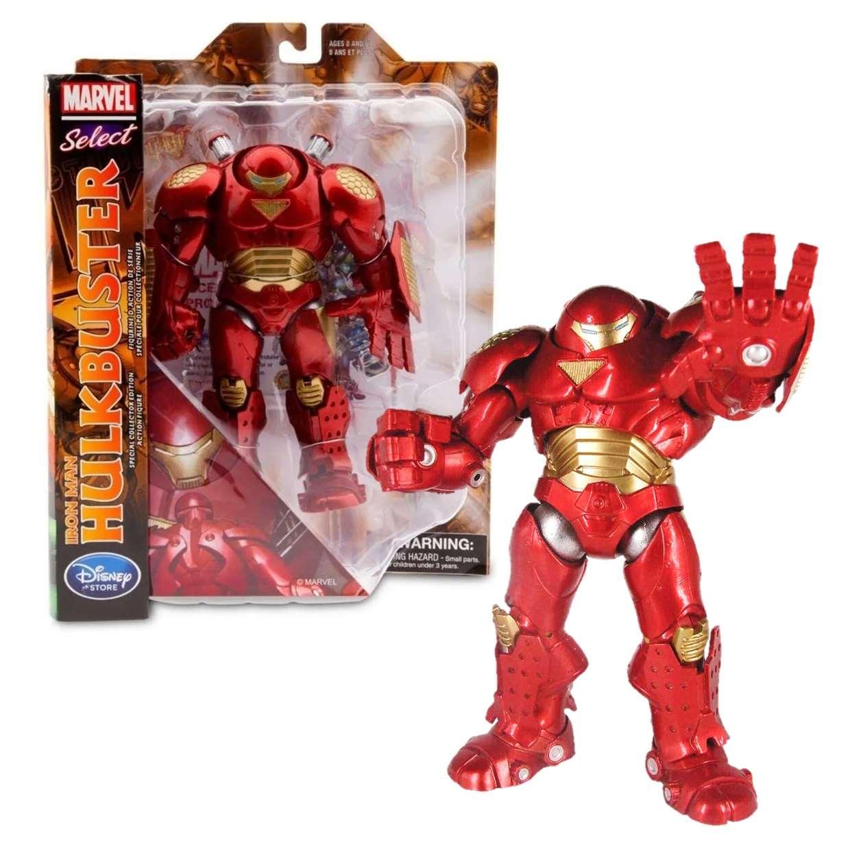 Hulkbuster Figura Marvel Select