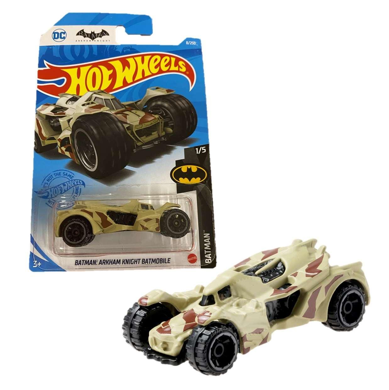 Batmobile Batman Arkham Knight 1/5 Hot Wheels 8/250