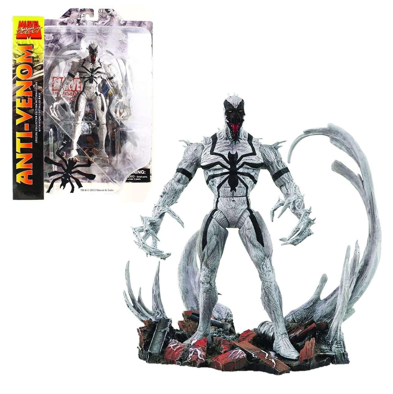 Anti Venom Figura Marvel Select Special Collector Edition