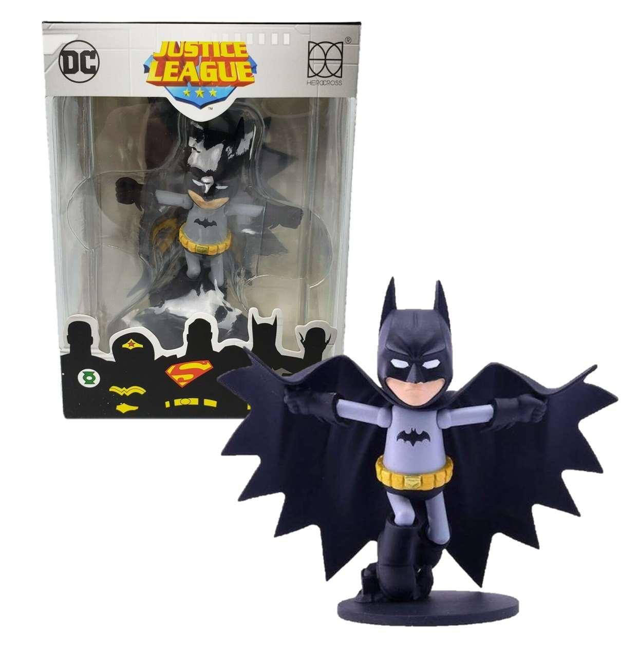 Batman Figura Justice League Dc Comics Herocross 3 PuLG