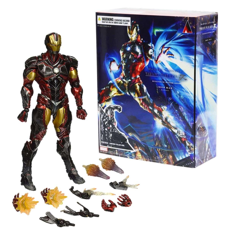 Iron Man Figura Variant Play Arts Kai Square Enix