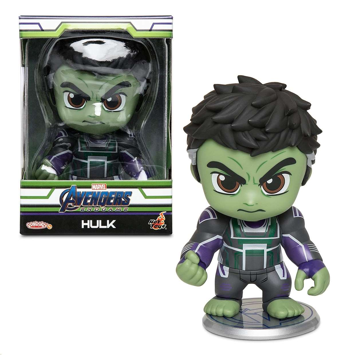 Hulk Cosb557 Marvel Avengers End Game Cosbaby Hot Toys
