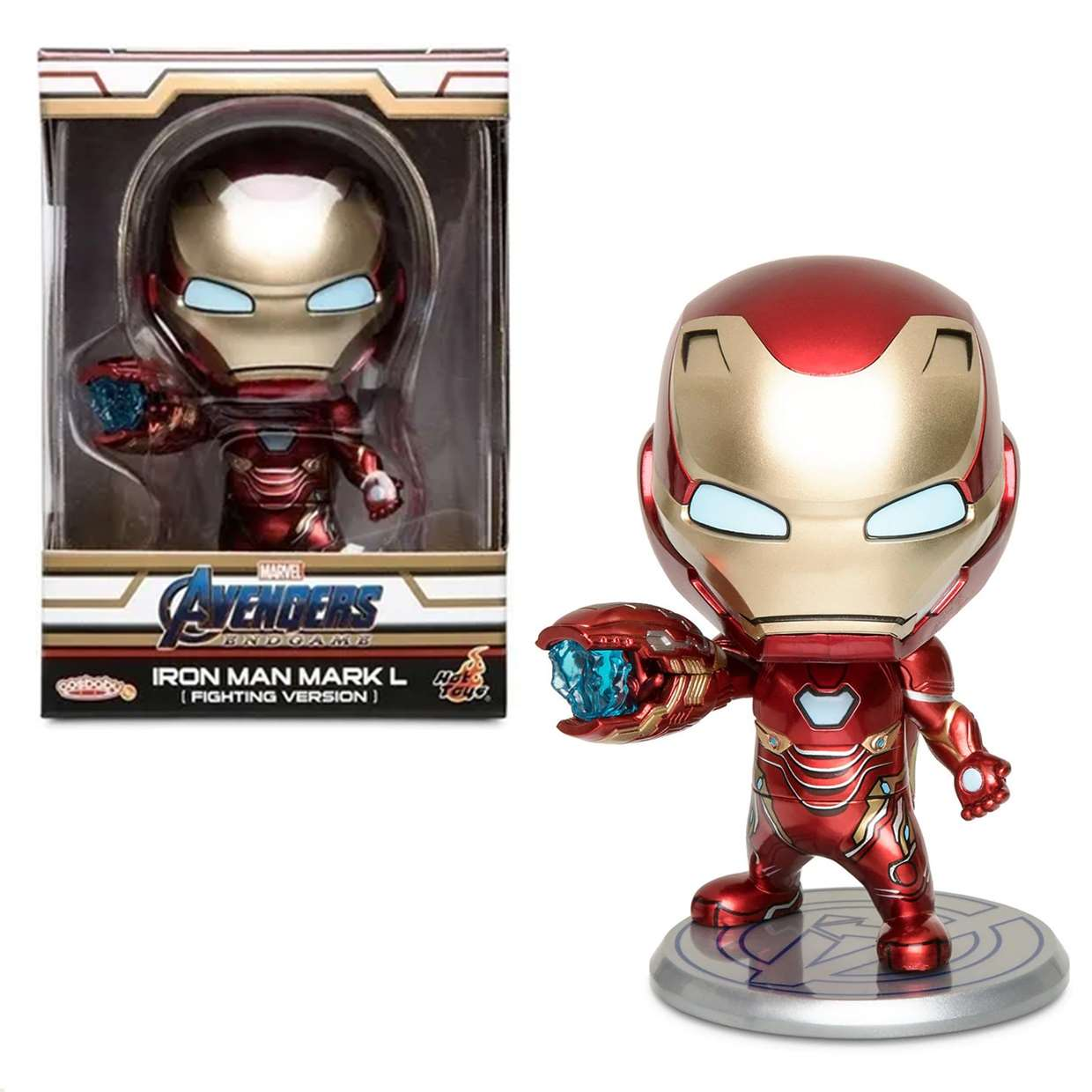 Iron Man Mark L Marvel Avengers End Game Cosbaby Hot Toys
