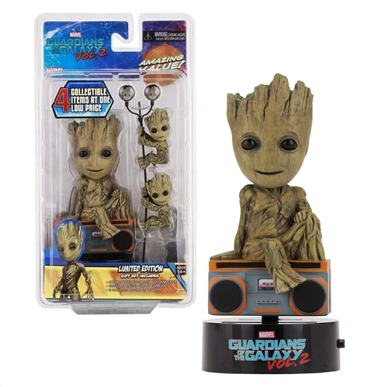 Radio Groot ( Body Knocker ) Neca Guardianes De La Galaxia