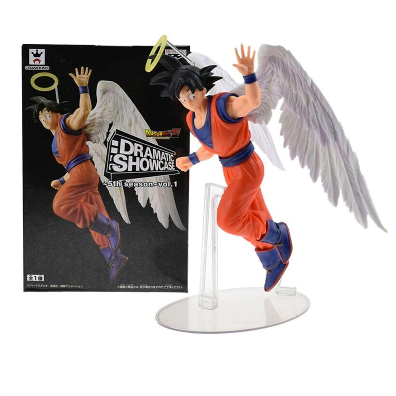 Goku Angel Figura Dragon Ball Z Banpresto Dramatic Showcase