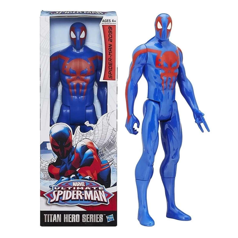 Spider Man 2099 Figura Sinister 6 Titan Hero Series