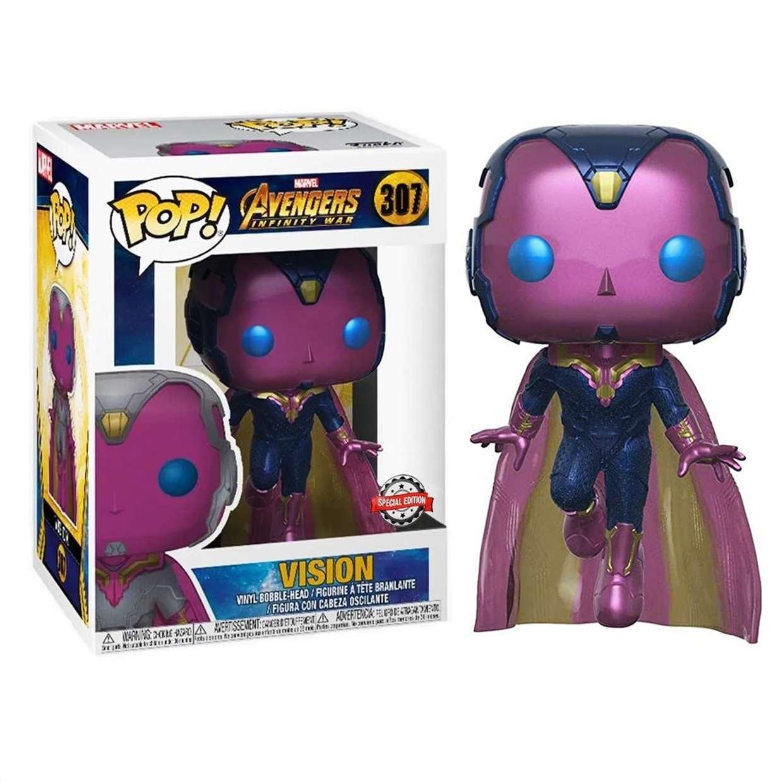 Visión #307 Avengers Infinity War Funko Pop! Special Edition