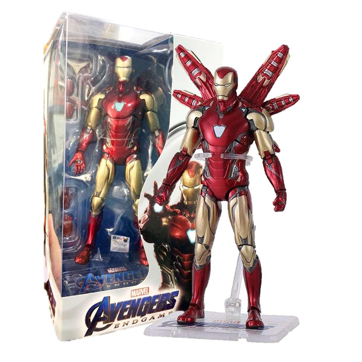 Iron Man Mk 85 Figura Avengers End Game 6 Pulgadas