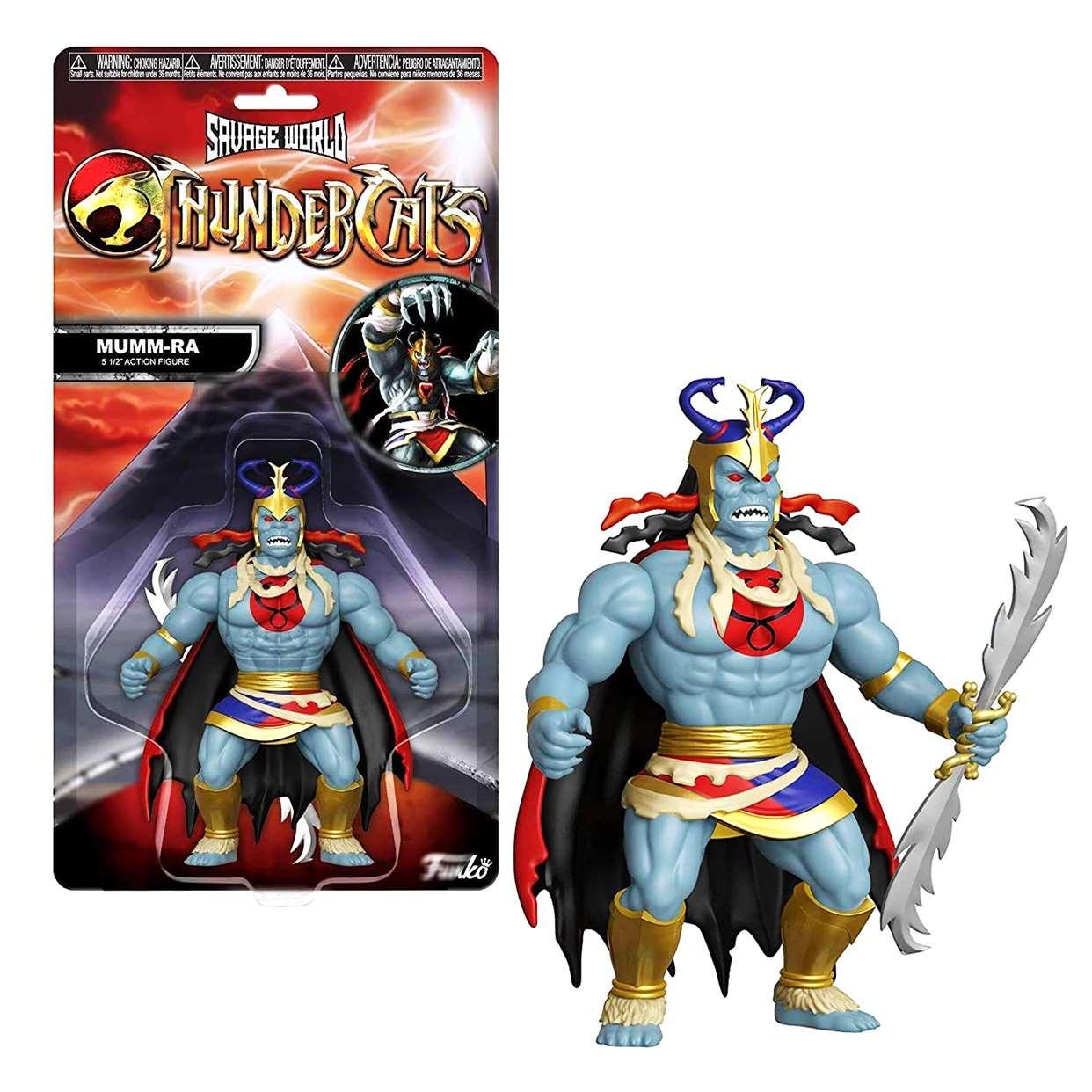 Mumm Ra Figura Thundercats Save World Funko 4 Pulgadas