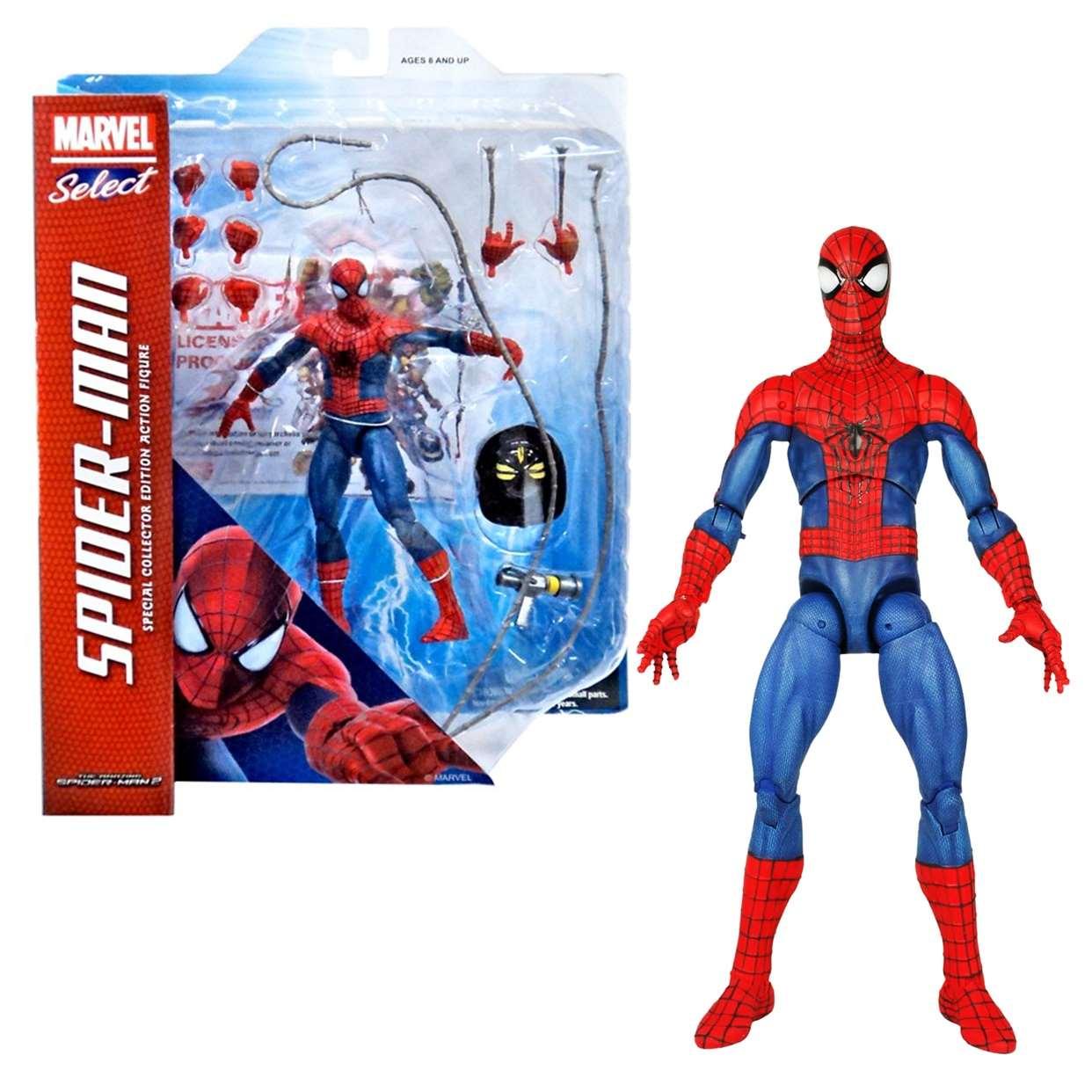 The Amazing Spider Man 2 Movie Figura Disney Marvel Select