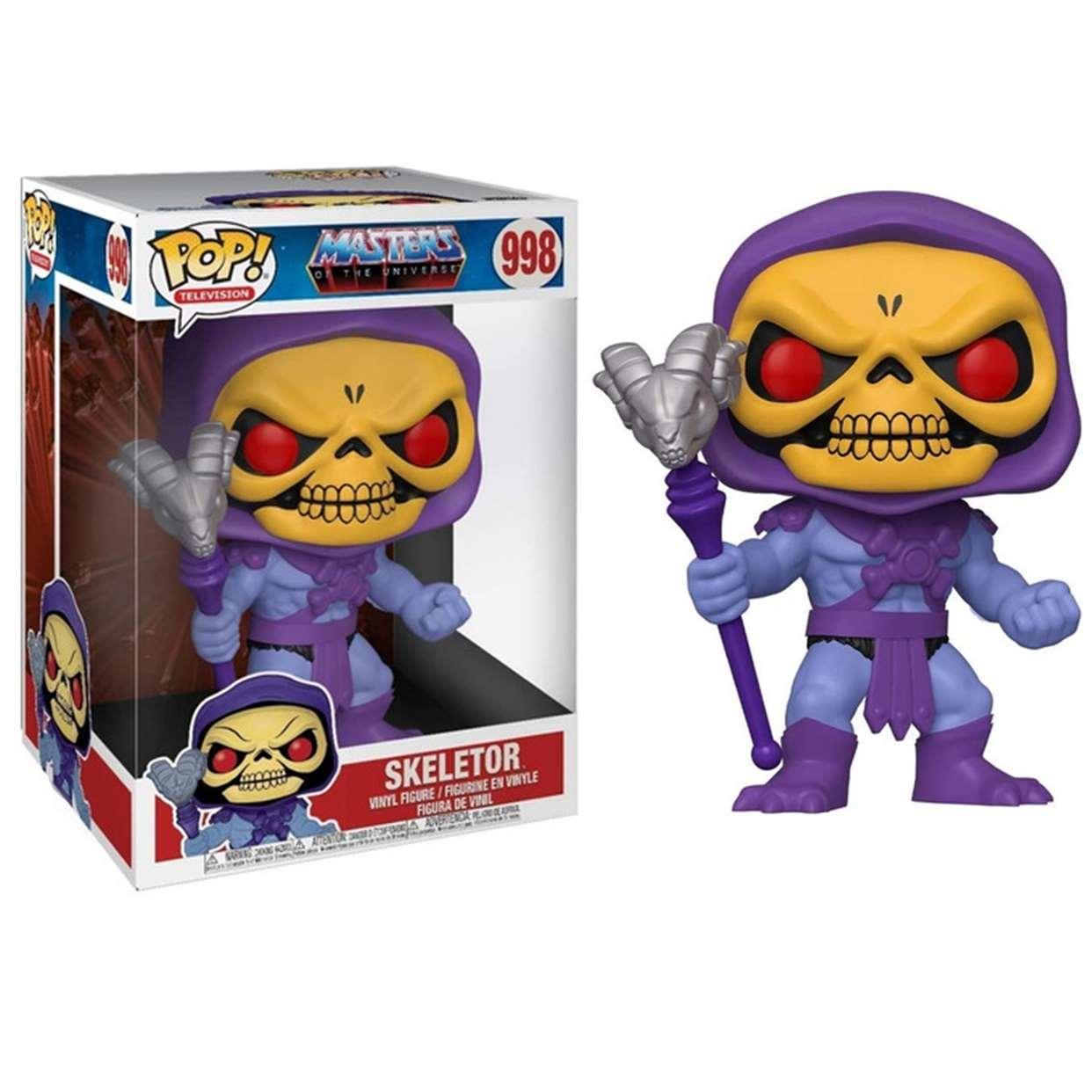 Skeletor #998 Figura Master Of The Universe Funko Pop! Tv