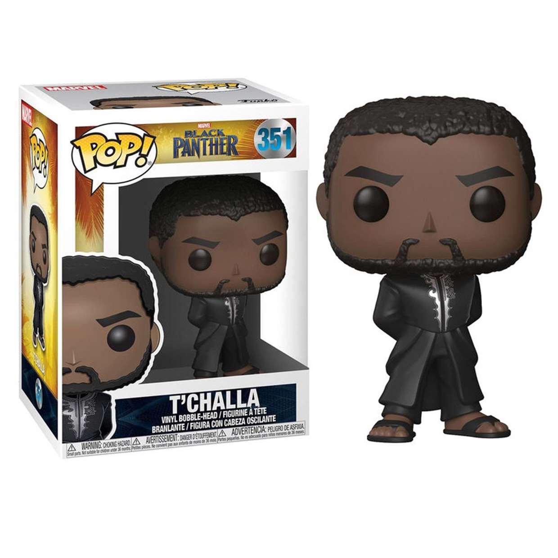 T´challa Black Robe #351 Figura Black Panther Funko Pop!