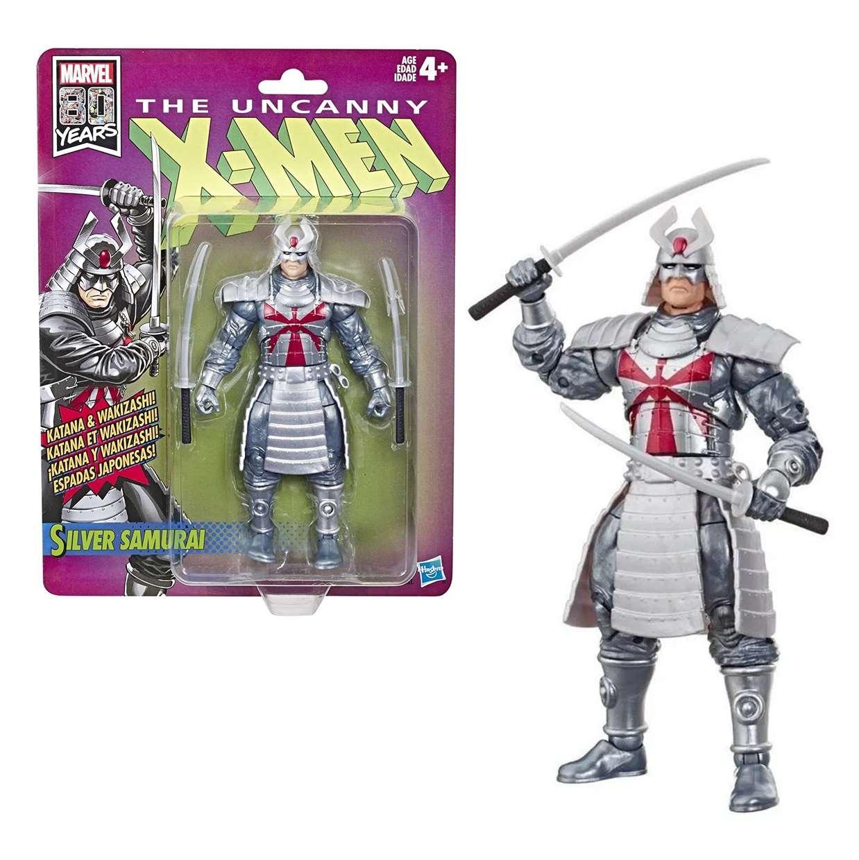Silver Samurai Figura Marvel The Uncanny X Men 80th Years