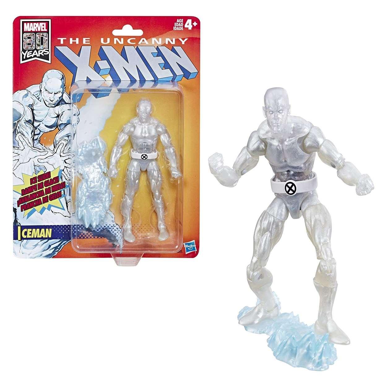 Iceman Figura Marvel The Uncanny X Men 80th Years