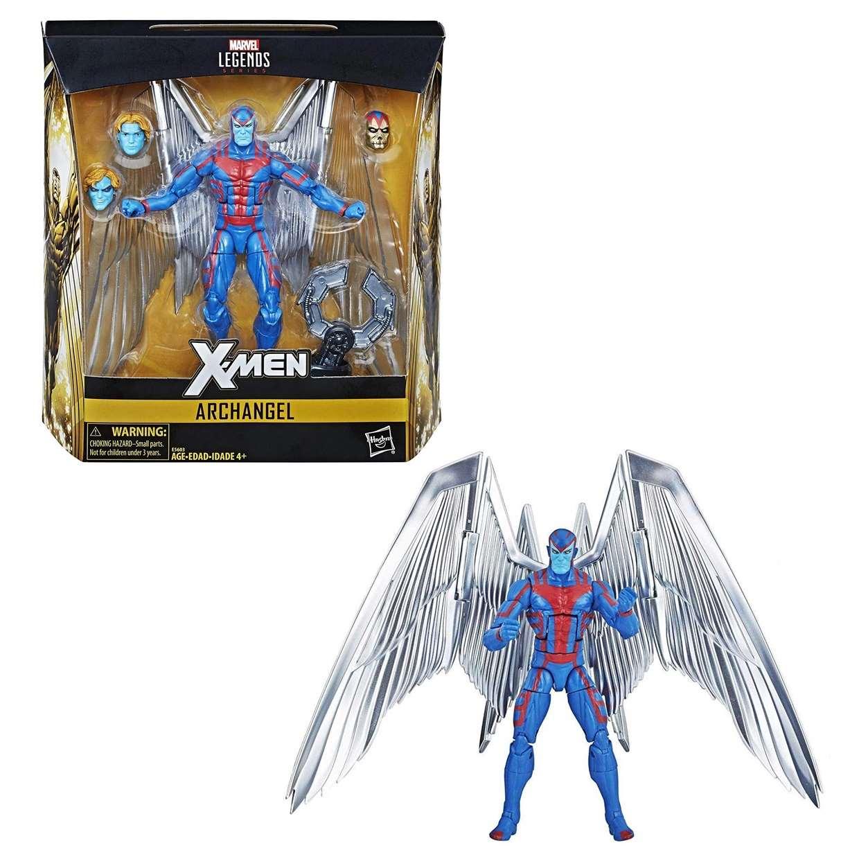 Archangel Figura Marvel X Men Legends Series 6 Pulgadas