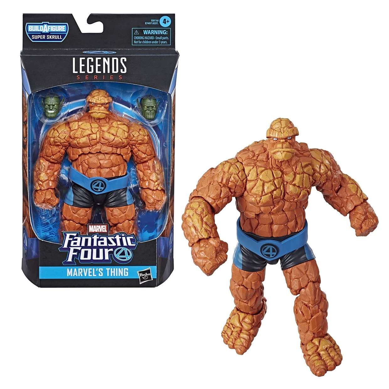 La Mole Things Fantastic Four B A F Super Skrull Legends