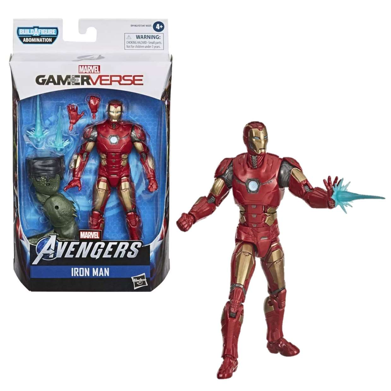 Iron Man Figura Marvel B A F Abomination Avenger Gamerverse