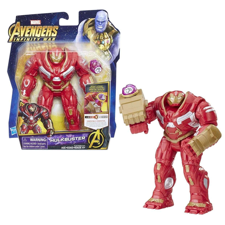 Hulkbuster Figura Marvel Infinity Wars Gemas Del Infinito