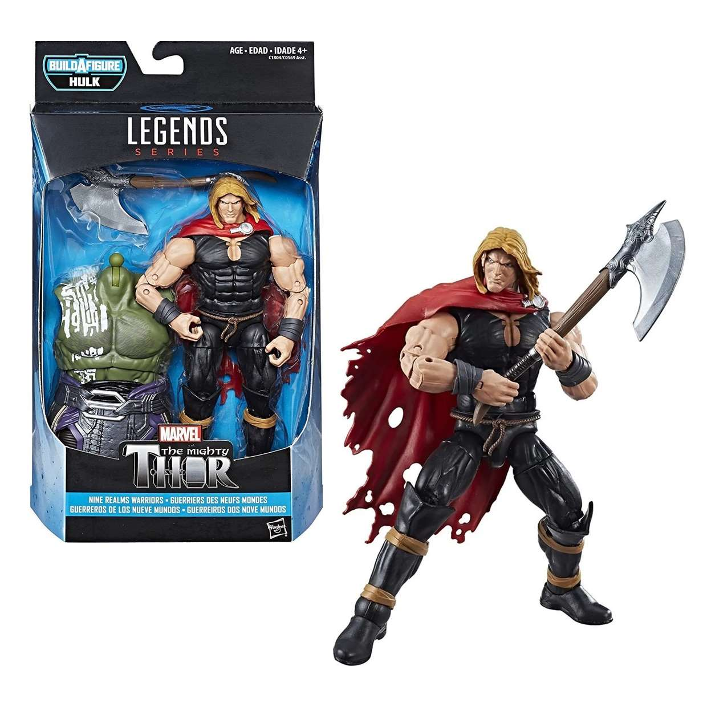 The Mighty Odinson Thor Ragnarok B A F Hulk Legends Series