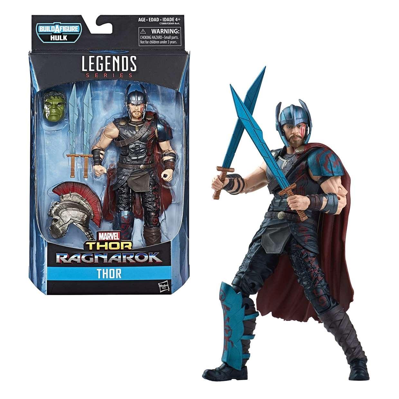 Thor Ragnarok Figura Marvel B A F Hulk Legends Series