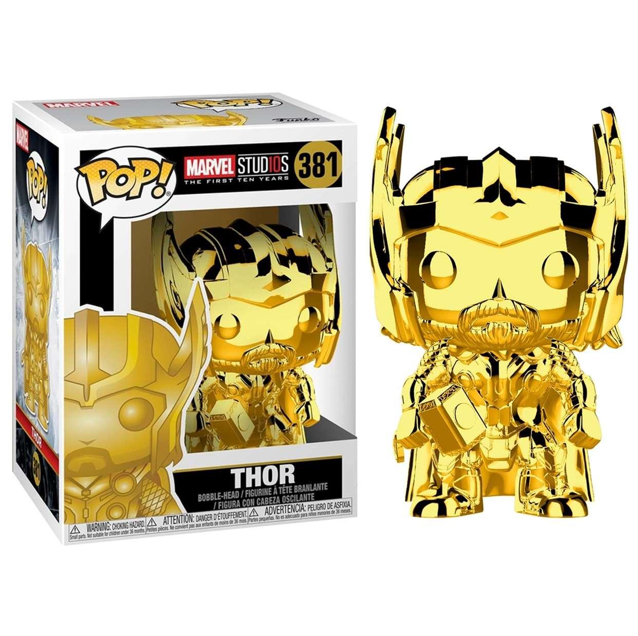 Thor #381 Figura Marvel Studios 10th Anniversary Funko Pop!