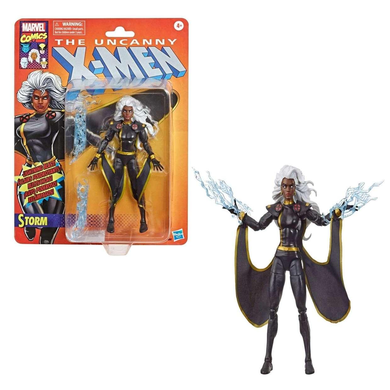 Storm Figura Marvel Comics The Uncanny X Men 6 Pulgadas